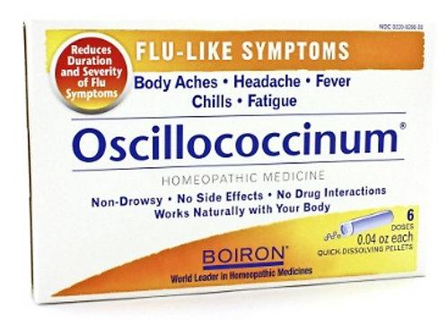 Oscillococcinum - Boiron Homeopathics