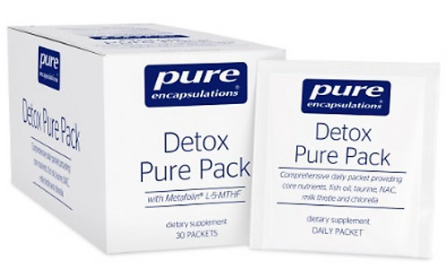 Pure Encapsulations Detox Pure Pack