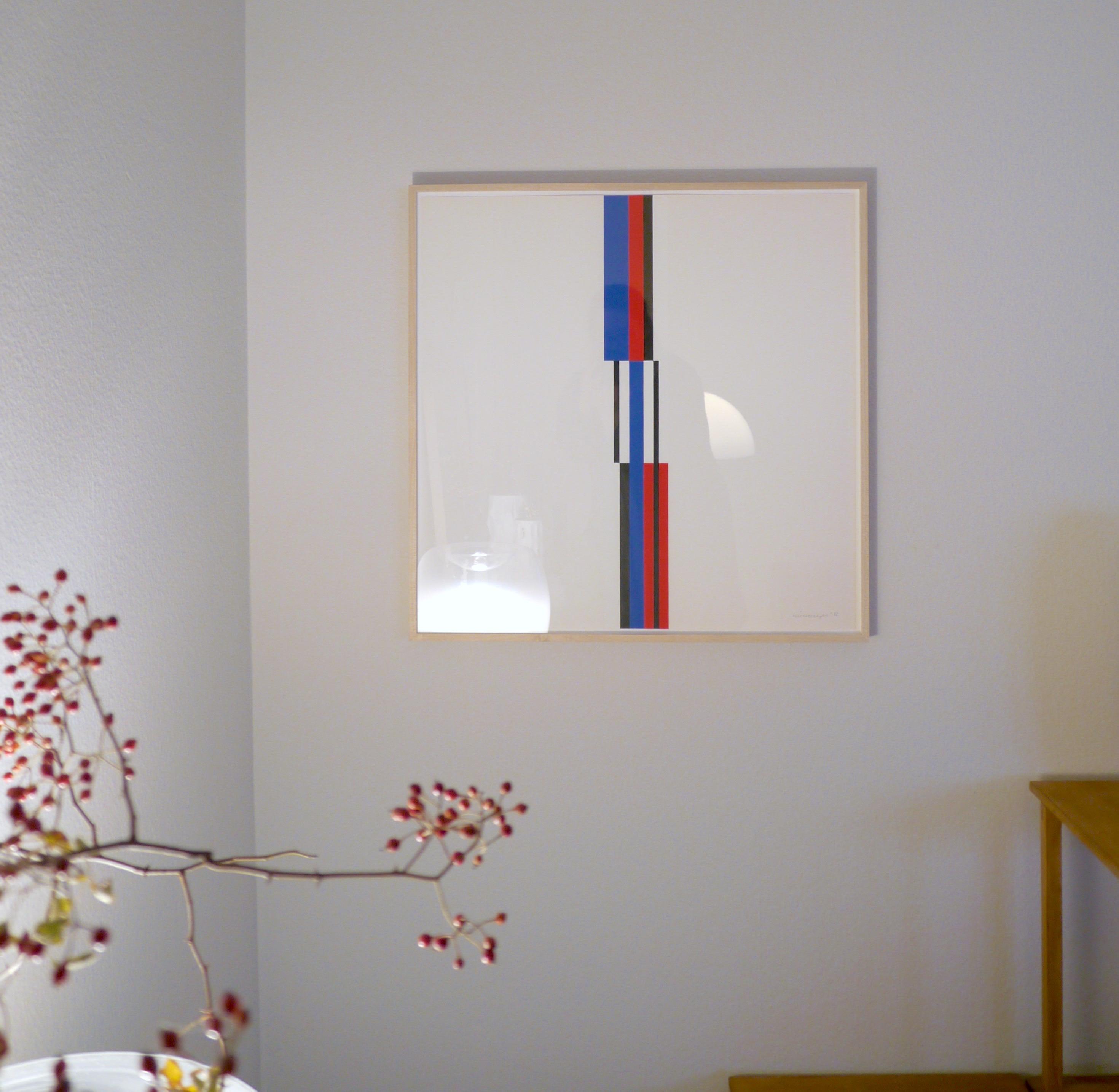 Niemeyer Silk Print