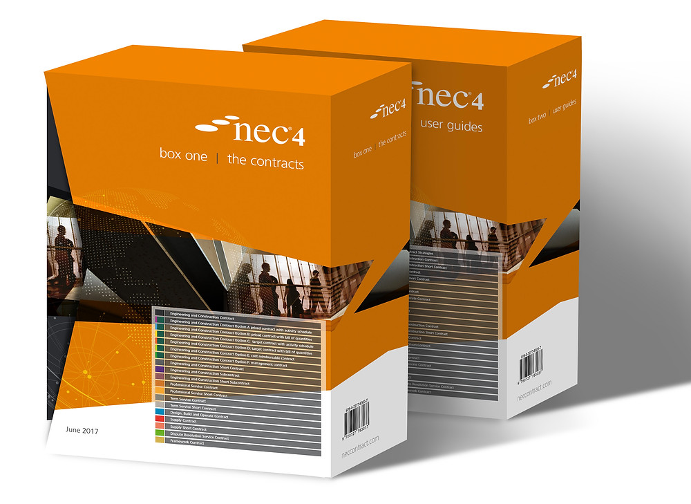 NEC4 use in nuclear UK