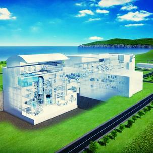 Koreans target £10bn Wylfa Newyddnuclear plant
