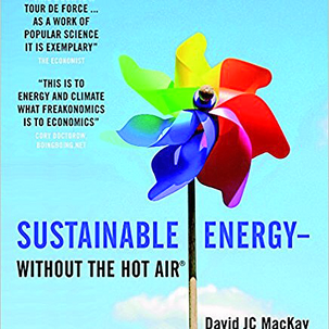 Sustainable Energy - Without the Hot Air - NuclearBook Review
