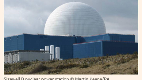 Private investors raise hopes of new model for UK nuclear new builds