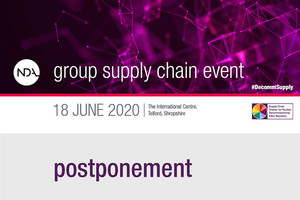 NDA postpones annual Supply Chain Event