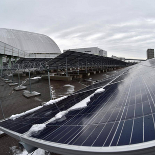 Solar power plant to open at site of Chernobyl nuclear disaster