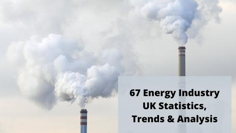 67 Energy Industry UK Statistics, Trends & Analysis