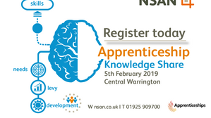 Why the NSAN Apprentice Event 2019 is a must-attend event