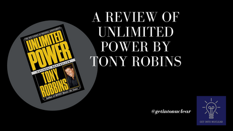A Review of Unlimited Power by Tony Robins