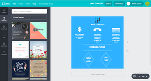 Canva for Nuclear Content
