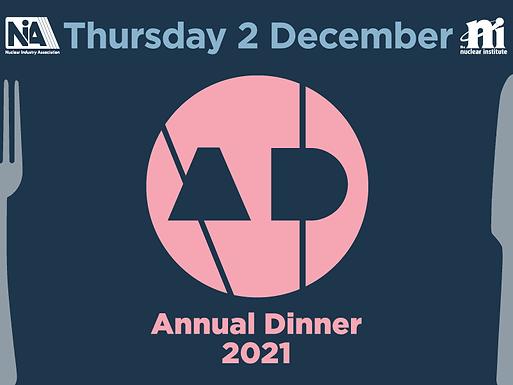 NI/NIA Annual Dinner 2021