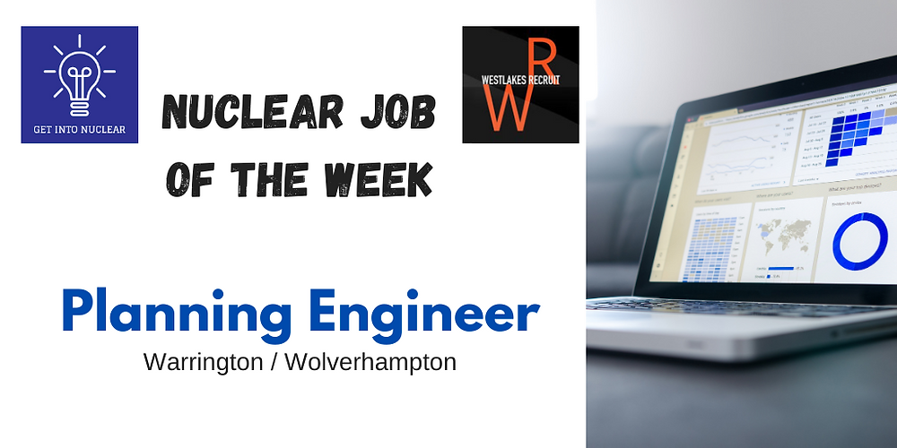Nuclear Jobs of the Week