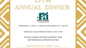 Attend the NI Annual Dinner