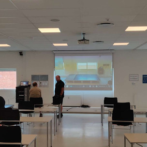 Case Study: Distance learning at its best in Lyngby Educational Center with AREC