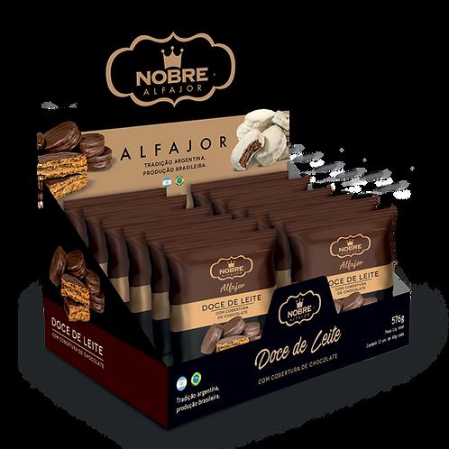 Alfajor Chocolate Meio Amargo