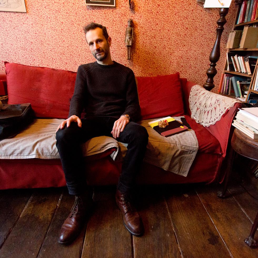Laurent Ancion - Tout au bord