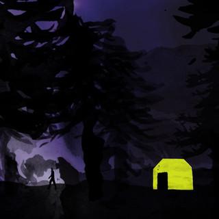 """""""Ma solitude"""" - image du clip © Fred Hainaut"""