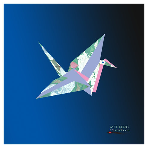 Polar Love Origami Crane