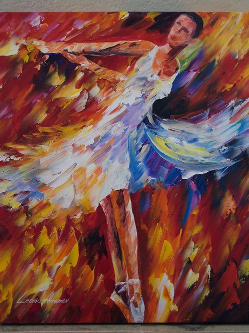 """Around the Jump"" by Leonid Afremov"