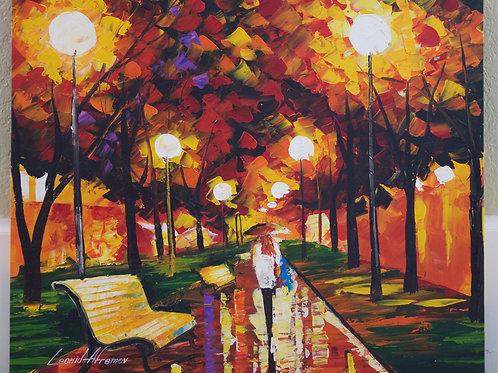 """""""Bright Lights"""" by Leonid Afremov"""
