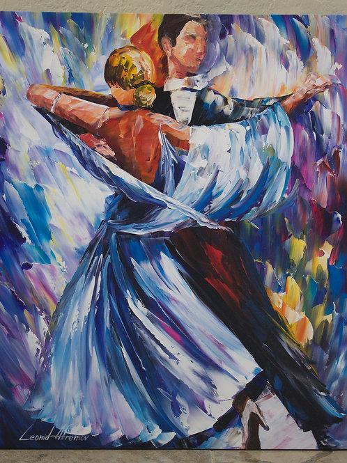 """""""Blue Waltz"""" by Leonid Afremov"""
