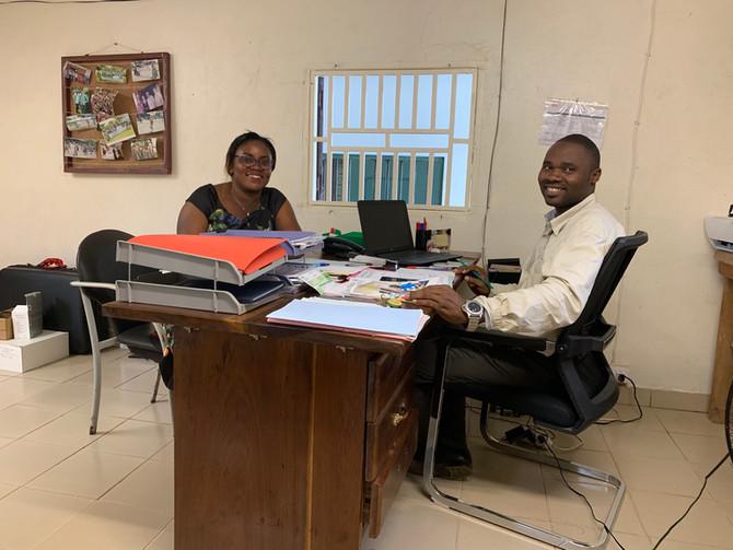 Abel Gustave Onana, nuevo Gerente del Hospital de Ebomé