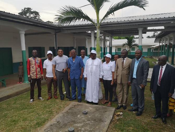 La Fundación Brain Project África envía un contenedor con donaciones para el Hospital de Ebomé y más