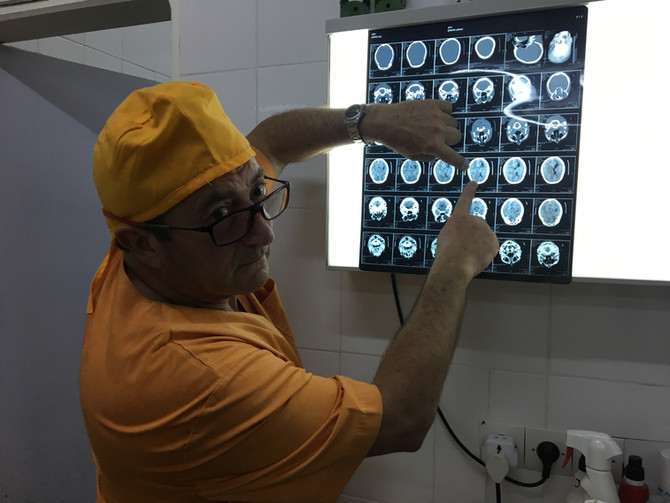Campaña quirúrgica de Ricardo Cortés