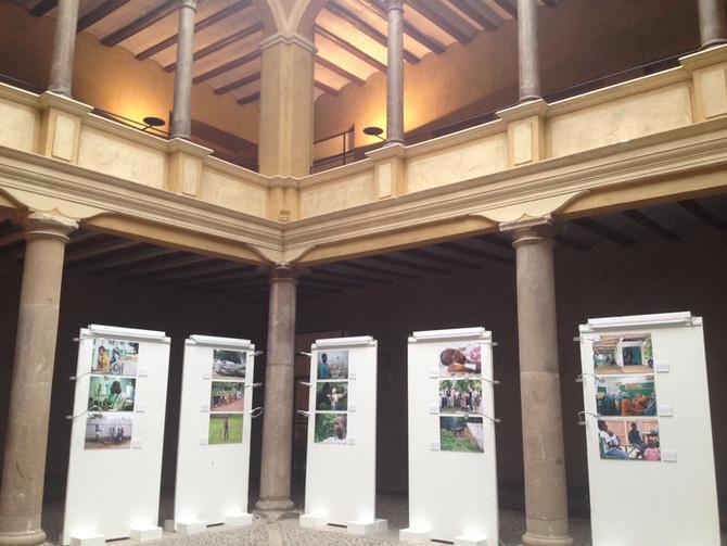 """Exposición fotográfica """"Un hospital navarro en Camerún"""""""