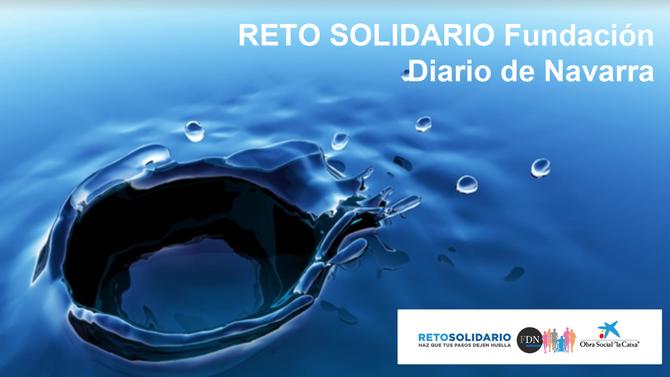 Reto Solidario de la Fundación Diario de Navarra