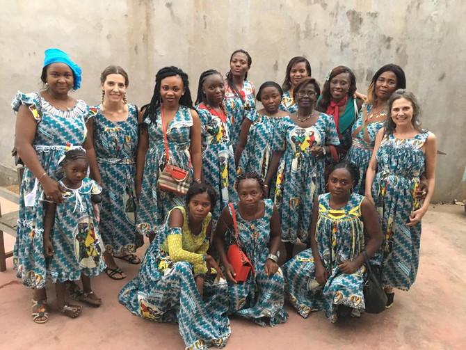 Día de la Mujer en el Hospital de Ebomé