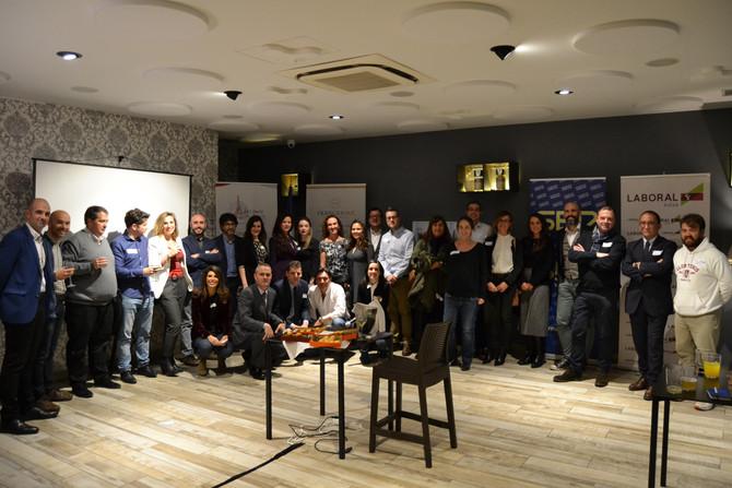AMBALA presente en el Networking organizado por Francés Oui y AJE