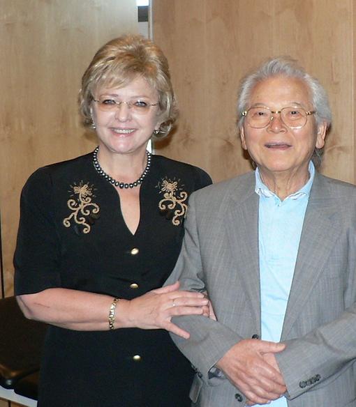 a névadó Yamamoto prof-al....az alapító.