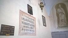 targa commemorativa rifugio sotile cappella regina magherita