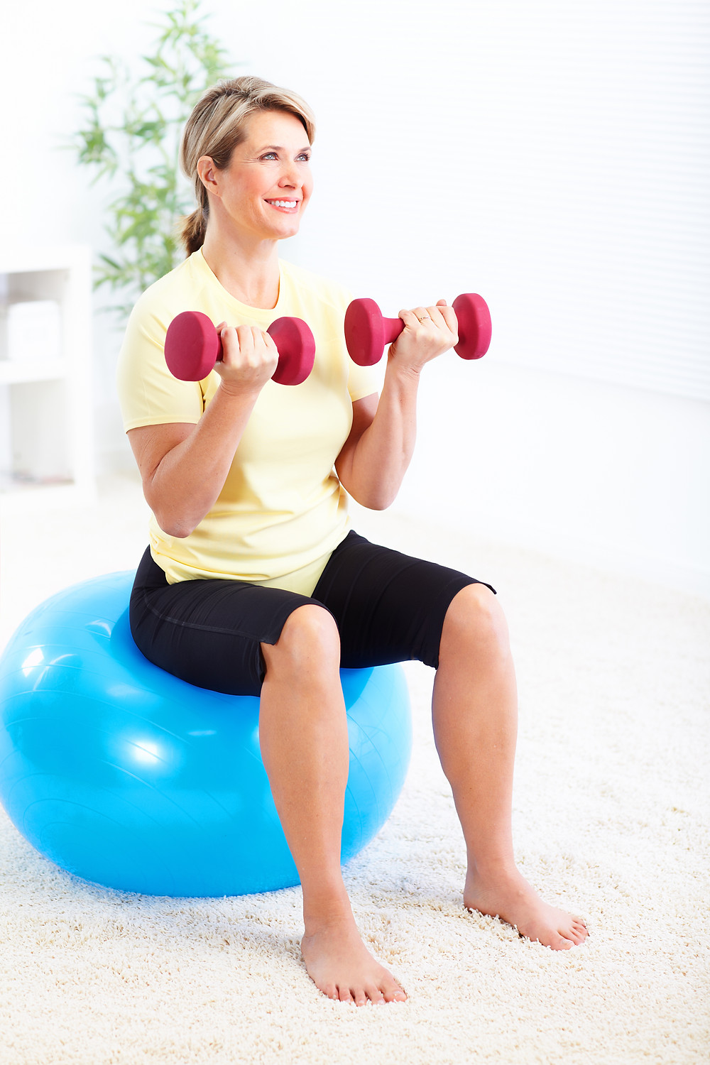 Working Out At Home by Strength For Life