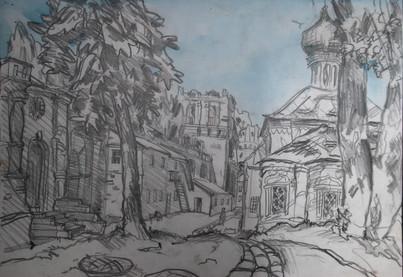 Kirillo-Beloziorsky monastery