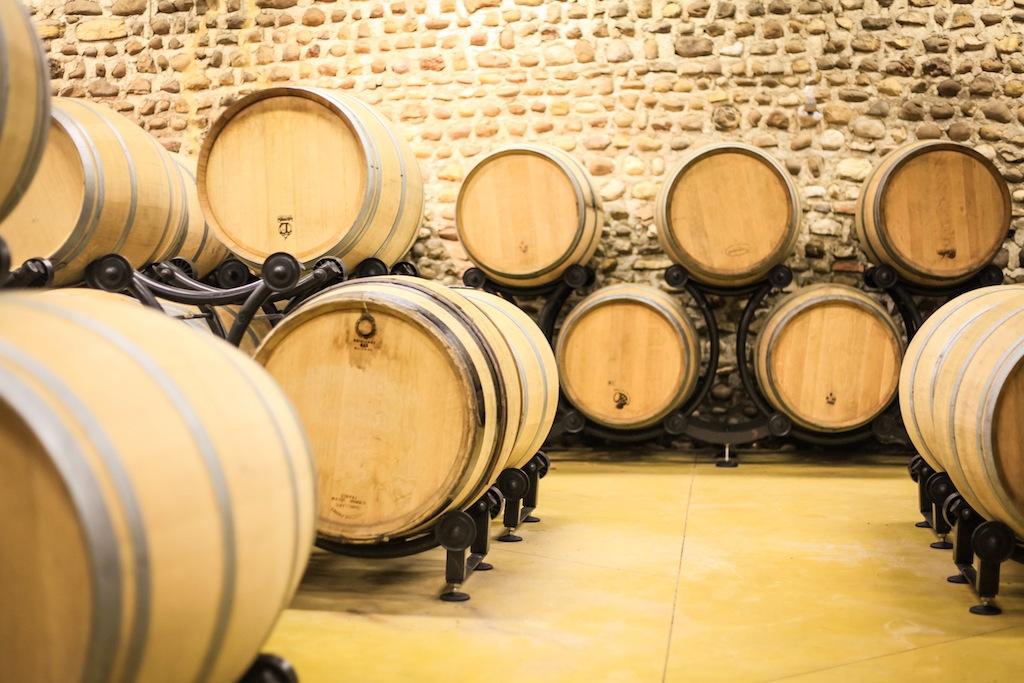 Barriques & pièces Vins de Jurançon