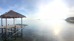 Jetty reef hammocks
