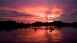 Sunsets at The Seraya