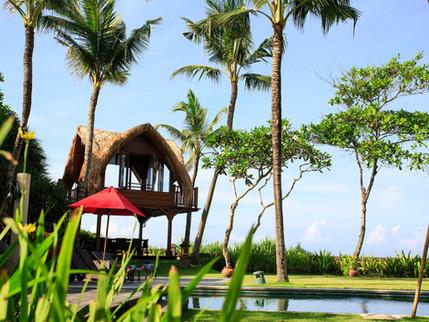 20. Villa Maridadi - Lumbung in the trop