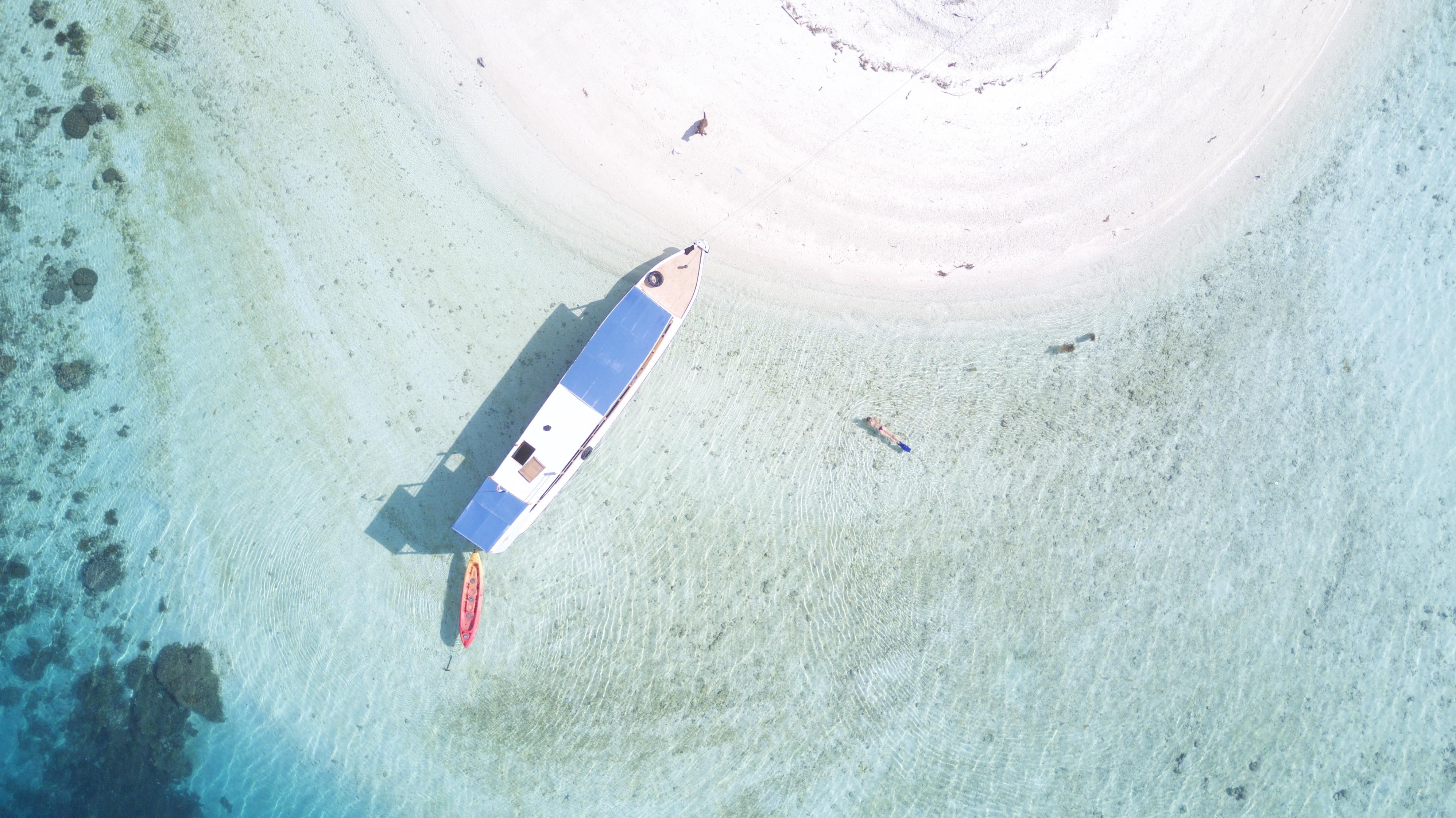 Anita Island Drone shot