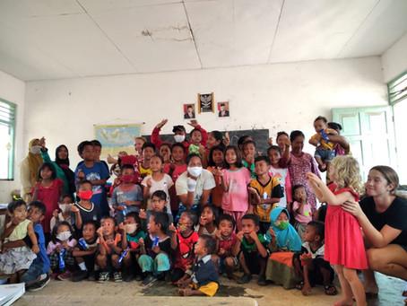 Seraya Kecil Village Primary School Visit