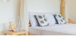 Hillside Bungalow Queen Size Bed