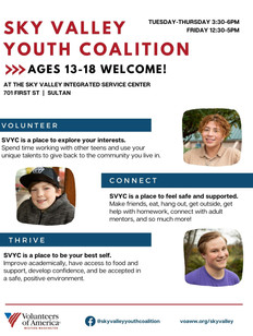 Sky Valley Youth Coalition