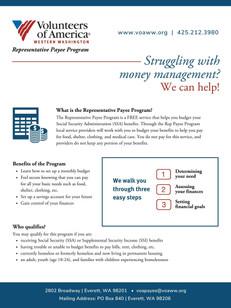 Representative Payee Program