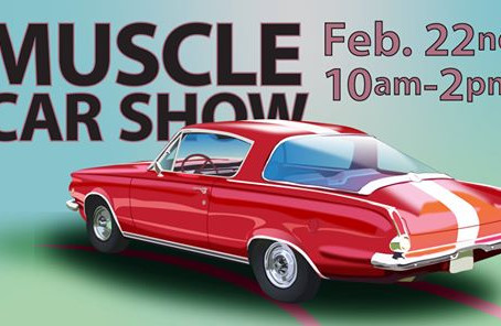 MUSCLE CAR SHOW 2020