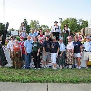 2010 Air Show Parade