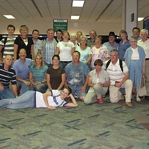 2007 Visit to Vandalia