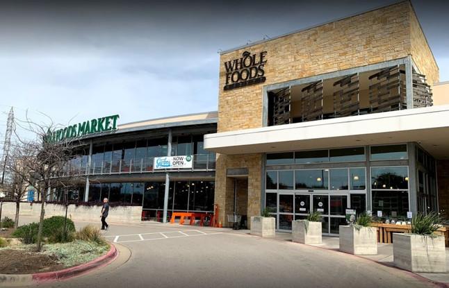 Whole Foods- Austin