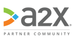 A2X bookkeeping logo
