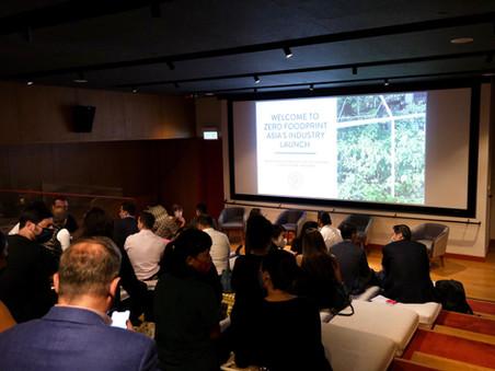 Zero Foodprint Asia's Industry Launch